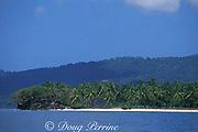Cayo Levantado, Samana Bay, Dominican Republic ( Caribbean Sea )