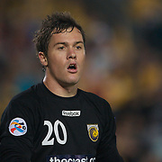 Danny Vukovic in action during the AFC Champions League group H match between Central Coast Mariners (Australia) and Kawasaki Frontale (Japan) at Gosford Stadium, Australia on April 08, 2009. Kawasaki won the game 5-0.  Photo Tim Clayton