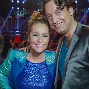 NLD/Aalsmeer/20120323 - Finale The Voice Kids 2012, Angela Groothuizen en .