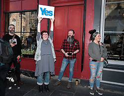 All Under One Banner Independence March, Edinburgh, Saturday 6th October 2018<br /> <br /> Pictured: People from all over Scotland attended the march<br /> <br /> Alex Todd   Edinburgh Elite media