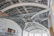 McDonogh School St. John Student Center Ceiling Construction Photography