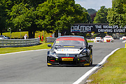 Jason Plato takes victory in Round 10 of the Dunlop MSA British Touring Car Championship at Oulton Park, Budworth, Cheshire, United Kingdom on 7th June 2015. Photo by Aaron Lupton.