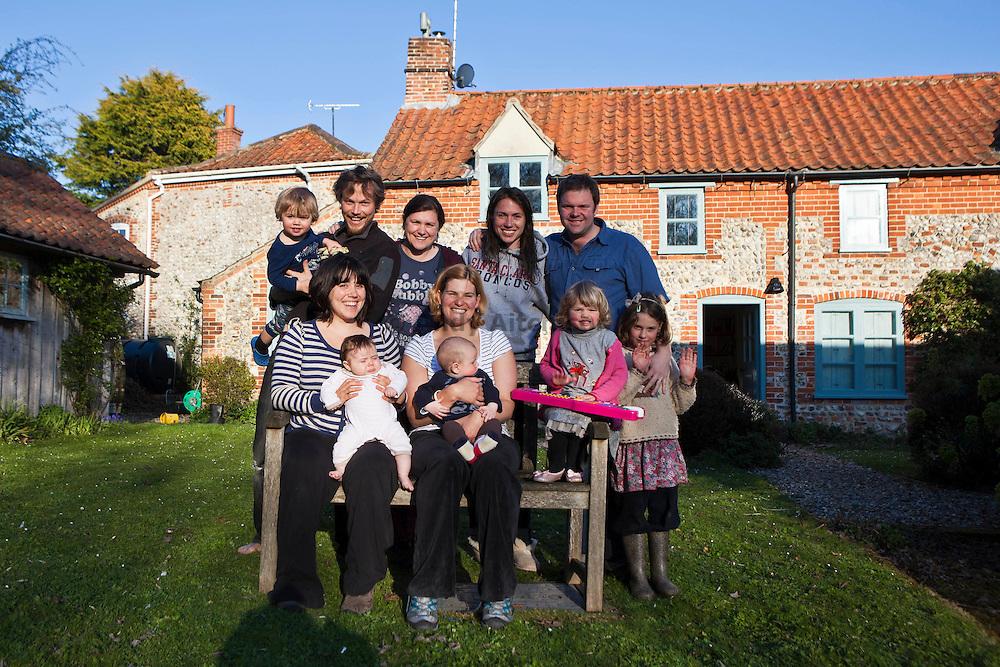 Norfolk Holiday, April 2012