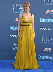 Celebrities arrive on the red carpet for the 22nd Annual Critics' Choice Awards held at Barker Hanger in Santa Monica. 11 Dec 2016 Pictured: Bryce Dallas Howard. Photo credit: American Foto Features / MEGA TheMegaAgency.com +1 888 505 6342