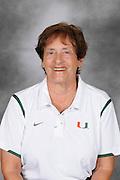 2010 Miami Hurricanes Women's Golf Photo Day