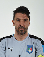 FLORENCE, ITALY - JUNE 01:  Gianluigi Buffon of Italy poses for a photo ahead of the UEFA Euro 2016 at Coverciano on June 1, 2016 in Florence, Italy.  Foto Claudio Villa/FIGC Press Office/Insidefoto