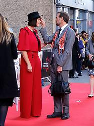 Edinburgh International Film Festival 2019<br /> <br /> Mrs Lowry And Son (World Premiere, closing night gala)<br /> <br /> Pictured: Pollyanna MacIntosh<br /> <br /> Aimee Todd   Edinburgh Elite media