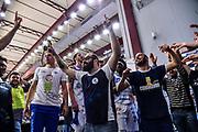Commando Ultra' Dinamo<br /> Banco di Sardegna Dinamo Sassari - Sidigas Scandone Avellino<br /> LBA Serie A Postemobile 2018-2019<br /> Sassari, 14/04/2019<br /> Foto L.Canu / Ciamillo-Castoria