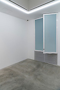 corner of a gallery space with window open The Tomio Koyama Gallery Tokyo