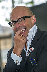 """Pictured: Harry Hill<br /> <br /> Harry Hill (born Matthew Keith Hall; 1 October 1964) is an English comedian, author and television presenter. He has narrated You've Been Framed since 2004, and hosted Harry Hill's TV Burp for eleven years, from 2001 to 2012. A former physician, Hill began his career in comedy when he began hosting his radio show Harry Hill's Fruit Corner, but has worked on a number of projects, including his film The Harry Hill Movie, which was released in 2013. <br /> <br /> Her book Beating Back the Devil: On the Front Lines with the Disease Detectives of the Epidemic Intelligence Service is about the Epidemic Intelligence Service of the Centers for Disease Control and Prevention. Her book Superbug: The Fatal Menace of MRSA is about methicillin-resistant Staphylococcus aureus; a review on the CDC website called it """"an extensively researched and detailed review"""".<br /> <br /> Her article """"Imagining the Post-Antibiotics Future"""" is included in The Best American Science and Nature Writing 2014.<br /> <br /> Ger Harley 