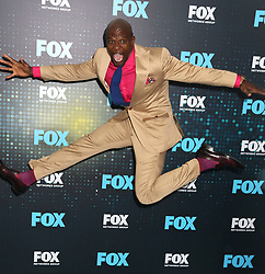 May 15, 2017 - New York, New York, U.S. - Actor TERRY CREWS attends the 2017 FOX Upfront held Wollman Rink in Central Park. (Credit Image: © Nancy Kaszerman via ZUMA Wire)