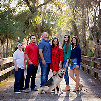 { The Roberts Family }