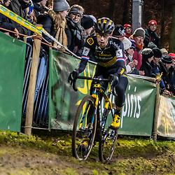 2019-12-29: Cycling: Superprestige: Diegem: Lars van der Haar