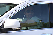 Juventus's Italian goalkeeper Gianluigi Buffon arrives for training as part of Serie A restart at the Juventus Training Centre, Turin. Picture date: 20th May 2020. Picture credit should read: Jonathan Moscrop/Sportimage