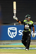 Cricket - Std Bank Pro20 - Nashua Mobile Cape Cobras v Chevrolet Warriors