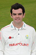 Aneurin Norman. Glamorgan county cricket club official photocall at the Swalec Stadium, Sophia Gardens in Cardiff on Wed 13th April 2011. pic by Andrew Orchard