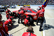 May 6, 2013 - NASCAR Sprint Cup Series, STP Gas Booster 500. Matt Kenseth, Toyota