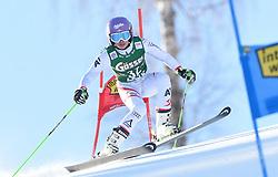 29.12.2017, Hochstein, Lienz, AUT, FIS Weltcup Ski Alpin, Lienz, Riesenslalom, Damen, 1. Lauf, im Bild Anna Veith (AUT) // Anna Veith of Austria in action during her 1st run of ladie's Giant Slalom of FIS ski alpine world cup at the Hochstein in Lienz, Austria on 2017/12/29. EXPA Pictures © 2017, PhotoCredit: EXPA/ Erich Spiess