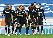 Wigan Athletic v Brighton and Hove Albion 221016
