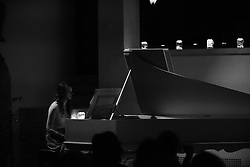 Alexandra Ivanova in concert during the Festival Muse Salentine. Alessano (LE) 17.09.2019. Alexandra Ivanova regularly performs in concerts throughout Europe and Russia. Her wide repertoire ranges from music of the 17th to the 21st centuries on various instruments such as the harpsichord, fortepiano, clavichord and piano. Born in Lake Baikal, Russia, Alexandra began her piano studies at the age of five with her mother, Natalia Ivanova. Alexandra graduated from the class of Alexander Mndoyants at the Central Musical School of the Moscow State Tchaikowsky Conservatory in 2002 and began her studies of piano, historical keyboard instruments, chamber music and basso continuo at the Moscow Conservatory under the tutelage of Yury Martynov, Viacheslav Poprugin and Olga Martynova. In 2007 Alexandra started her postgraduate studies with Alexei Lubimov at the Moscow State Conservatory. At the same year she began her studying with Jesper Christensen (harpsichord, basso continuo, ensemble direction and fortepiano) and Rudolf Lutz (improvisation) at the Schola Cantorum Basiliensis in Basel, Switzerland. She graduated with distinction in 2012 and started working at the Schola Cantorum as an accompanist and coach. By taking part in numerous master classes and concert projects, Alexandra has collaborated with and been inspired by some of the leading artists in today's music scene. In addition to her active career as a performing concert musician, Alexandra has also recorded for radio stations in Russia, Italy, Switzerland and Germany.