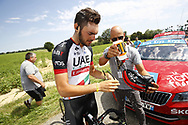 Oliviero Troia (ITA - UAE Team Emirates) during the 105th Tour de France 2018, Stage 16, Carcassonne - Bagneres de Luchon (218 km) on July 24th, 2018 - Photo Luca Bettini / BettiniPhoto / ProSportsImages / DPPI