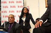 The National Action Network Celebrate MLK Day at House of Justice in Harlem, USA