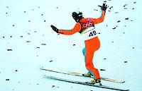 Magnus Moan -  NOR  Norway<br />Telemark nedslag  landing