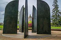 World War II Memorial, State Capitol Campus