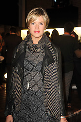 ISABELLA ANSTRUTHER-GOUGH-CALTHORPE at the Launch of Peroni Nastro Azzurro Accademia del Film Wrap Party Tour held atThe Boiler House, 152 Brick Lane, London E1 on 25th August 2010.
