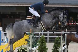 De Bock Dries, BEL, Queen Cera Stb<br /> 4 years old Horses<br /> BK Young Horses Gesves 2021<br /> © Hippo Foto - Julien Counet