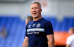 Shrewsbury Town Assistant Manager John Filan