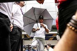 November 16, 2019, Sao Paulo, Brazil: Motorsports: FIA Formula One World Championship 2019, Grand Prix of Brazil, .#44 Lewis Hamilton (GBR, Mercedes AMG Petronas Motorsport) (Credit Image: © Hoch Zwei via ZUMA Wire)