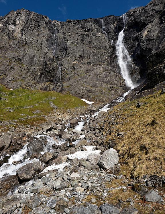 Norway - Trollfossen