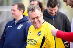 - Mandatory by-line: Dougie Allward/JMP - 14/03/2019 - FOOTBALL - The Lawns - Bristol, England - Bristol Rovers v  - Bristol Rovers Community Trust attend training ground