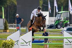 Smolders Harrie, NED, Cas 2<br /> Nederlands Kampioenschap Springen<br /> De Peelbergen - Kronenberg 2020<br /> © Hippo Foto - Dirk Caremans<br />  09/08/2020