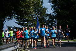 Garmin tek Vrhovi Ljubljane 2019, on July 20, 2019, , Ljubljana, Slovenia. Photo by SPS / Sportida