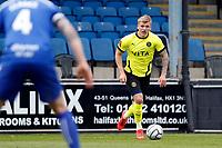 Will Collar. Halifax Town FC 0-1 Stockport County FC. Vanarama National League. The Shay Stadium. 1.5.21
