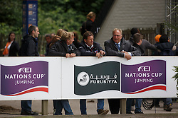 Bril Roelof, Van der Schans Wout Jan,  Louis Konings, (NED)<br /> Furusiyya FEI Nations Cup™ presented by Longines<br /> CHIO Rotterdam 2015<br /> © Hippo Foto - Dirk Caremans<br /> 19/06/15