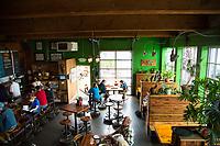 Fort George Brewery, Astoria, Oregon.