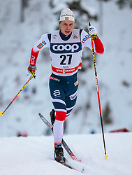 25.11.2017, Nordic Arena, Ruka, FIN, FIS Weltcup Langlauf, Nordic Opening, Kuusamo, im Bild Simen Hegstad Krueger (NOR) // Simen Hegstad Krueger of Norway during the FIS Cross Country World Cup of the Nordic Opening at the Nordic Arena in Ruka, Finland on 2017/11/25. EXPA Pictures © 2017, PhotoCredit: EXPA/ JFK