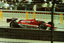 Indianapolis Time Trials, May 1987<br /> #10 - Dennis Firestone or Phil Krueger - both did not qualify or withdrew.<br /> <br /> A scan from an old photo or slide from the collection of Alan and Becky Look dated 1987 and 1988.