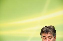 03.12.2014, Gruener Klub, Wien, AUT, Gruene, Pressekonferenz zum Thema: Nach Griss-Kommission ist vor U-Ausschuss. Stand zur Hypo-Aufklärung & Aktuelles. im Bild Stv. Klubobmann und Budgetsprecher der Gruenen Werner Kogler // Assistant-leader and budgetary speaksman of the greens Werner Kogler during press conference of the greens about Hypo Alpe Adria at pressroom of the greens in Vienna, Austria on 2014/12/03. EXPA Pictures © 2014, PhotoCredit: EXPA/ Michael Gruber