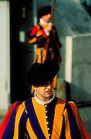 Italie - Latium - Rome - Gardes du Vatican