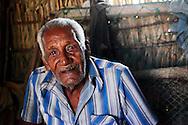 Old man west of Gibara, Holguin, Cuba.