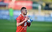 Fotball , 12. mai 2019 , Eliteserien ,  Stabæk - Brann 0-1<br /> Taijo Teniste , Brann