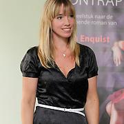 NLD/Amsterdam/20120910 - Perspresentatie toneelstuk Contrapunt, Nienke Romer