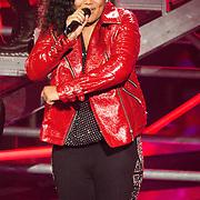 NLD/Hilversum /20131213 - Halve finale The Voice of Holland 2013, Cheyenne Toney