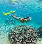 Guam - Snorkeling in Tumon Bay May 2012