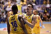Okeke David Albright Alibegovic Mirza<br /> FIAT Torino - MIA-Red October Cantù<br /> Lega Basket Serie A 2016-2017<br /> Torino 26/03/2017<br /> Foto Ciamillo-Castoria/M.Matta