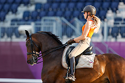 Van Liere Dinja, NED, Haute Couture<br /> Olympic Games Tokyo 2021<br /> © Hippo Foto - Dirk Caremans<br /> 22/07/2021